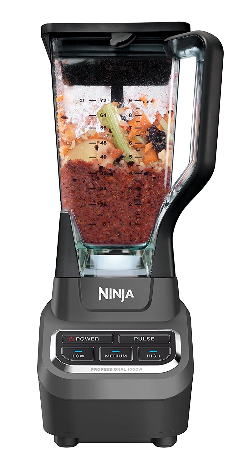 Ninja Professional Blender Bl660 review