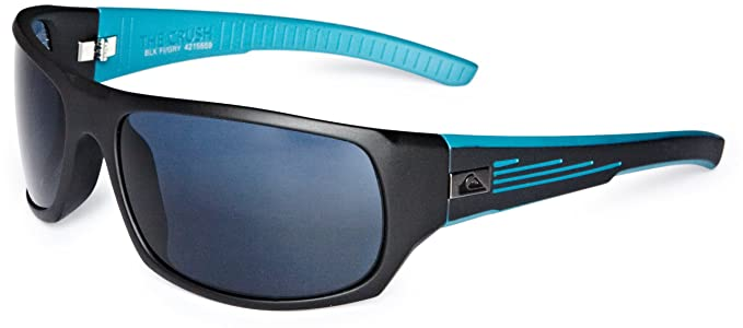 Quiksilver The Crush - Gafas de Sol Negro Black fi/Grey ...