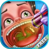The Throat Doctor : A great fun, educational throat doctor simulation game for kids - be the doctor ! FREE