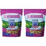 Natural Balance Limited Ingredient Dog Treats - L.I.T. Sweet Potato & Venison Formula - 8oz (Pack of 2)