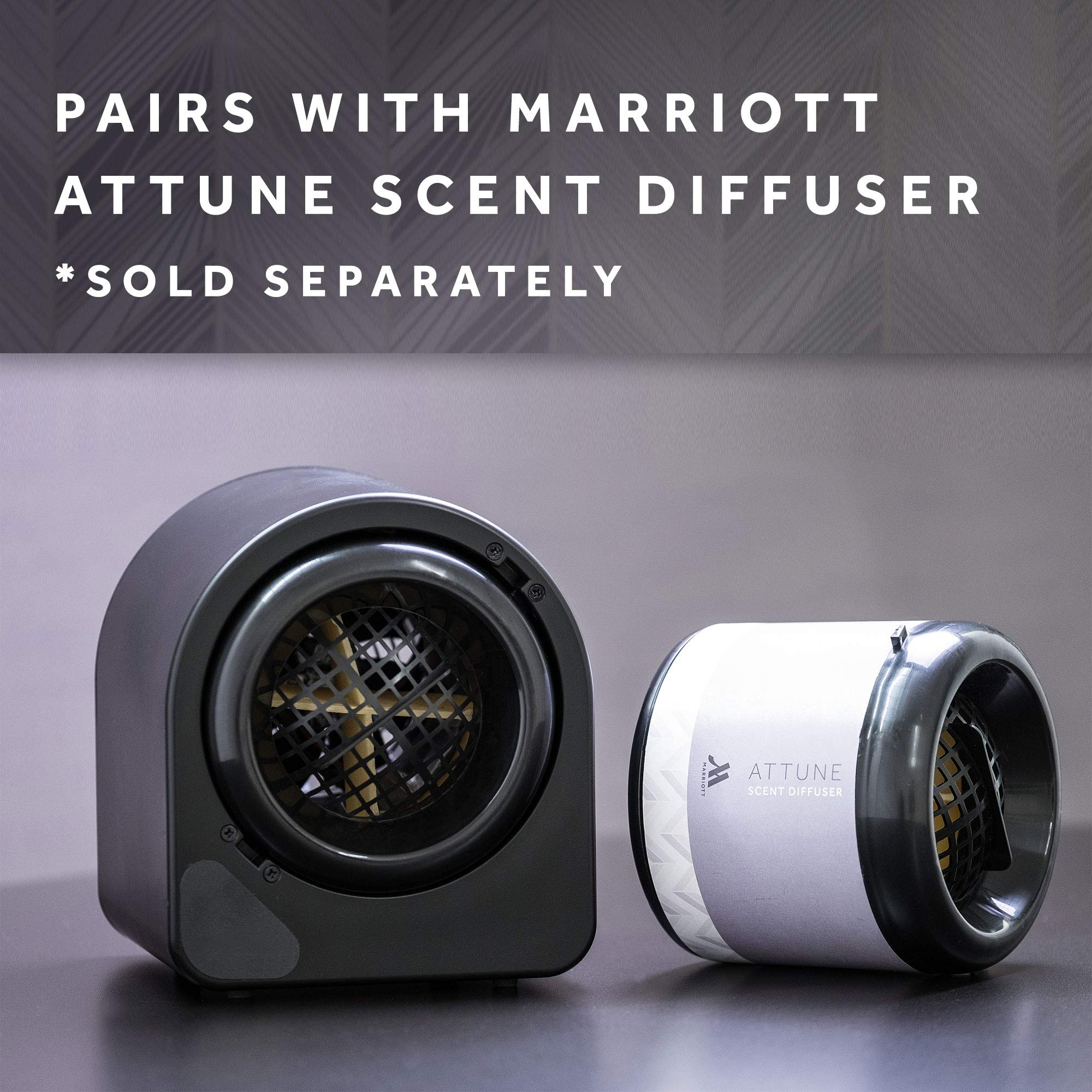Marriott Attune Scent Diffuser Refill Cartridge - 1 Refill Cartridge Hotels Scent Machine with Signature Attune Scent by Marriott (Image #4)
