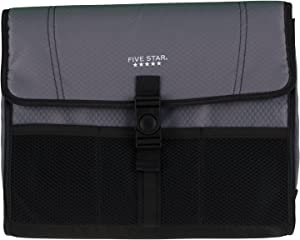 Five Star Tech Carry-All, Large, School Supplies Case/Holder, Color Selected for You (36006)