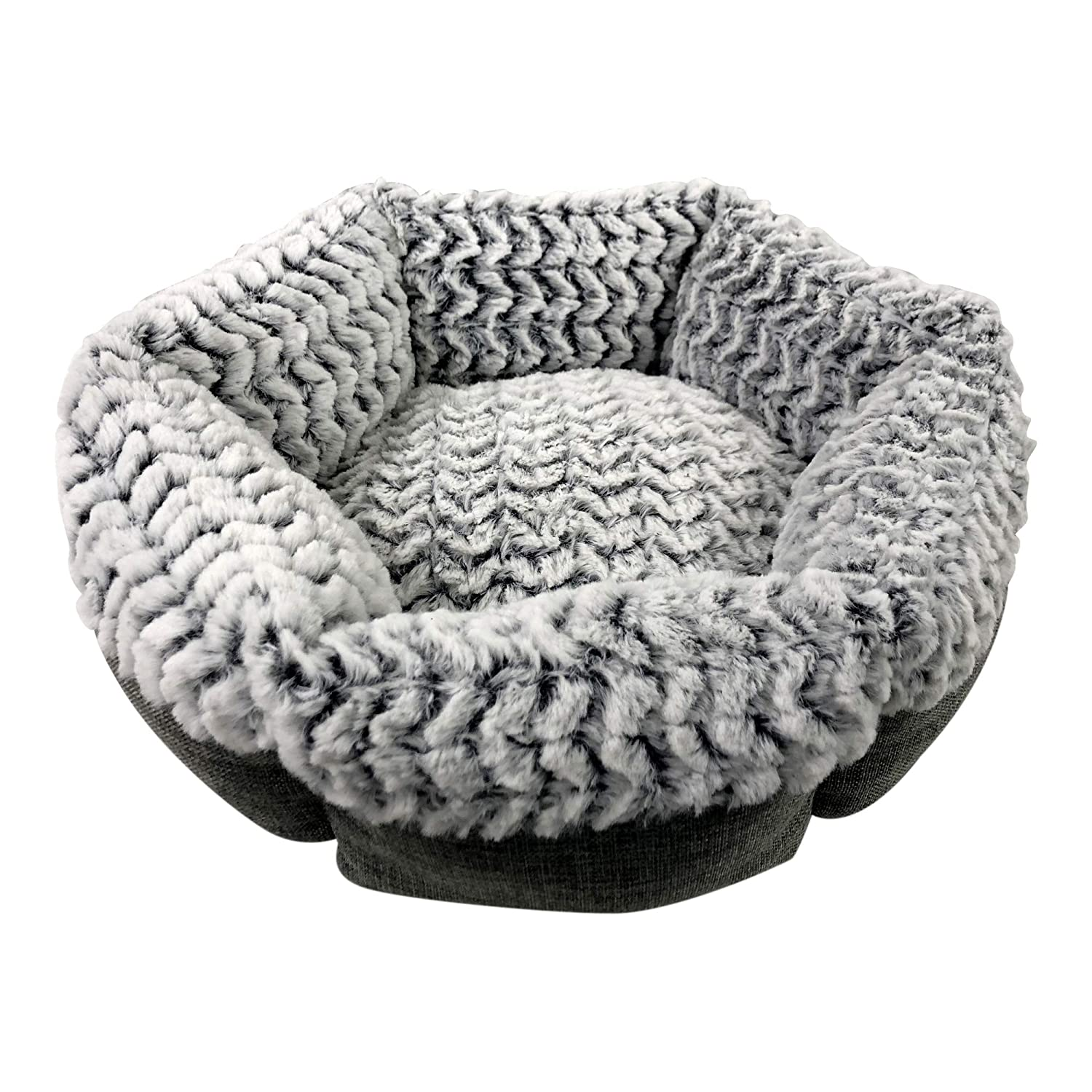 Magnificent Amazon Com Pet Craft Supply Co Round Machine Washable Short Links Chair Design For Home Short Linksinfo