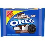 Oreo Chocolate Marshmallow Sandwich Cookies, 1 Family Size Pack (17 Oz.), 1Count