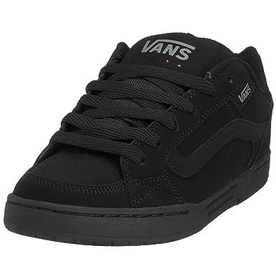 20f8b47974b1a7 Vans Men s Skink black white black VDHFBYB 13 UK  Amazon.co.uk  Shoes   Bags