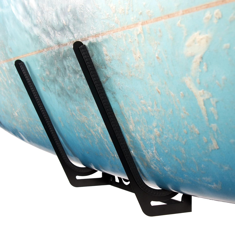 Soporte colgador fijación de pared tabla de surf (100% Acero): Amazon.es: Deportes y aire libre