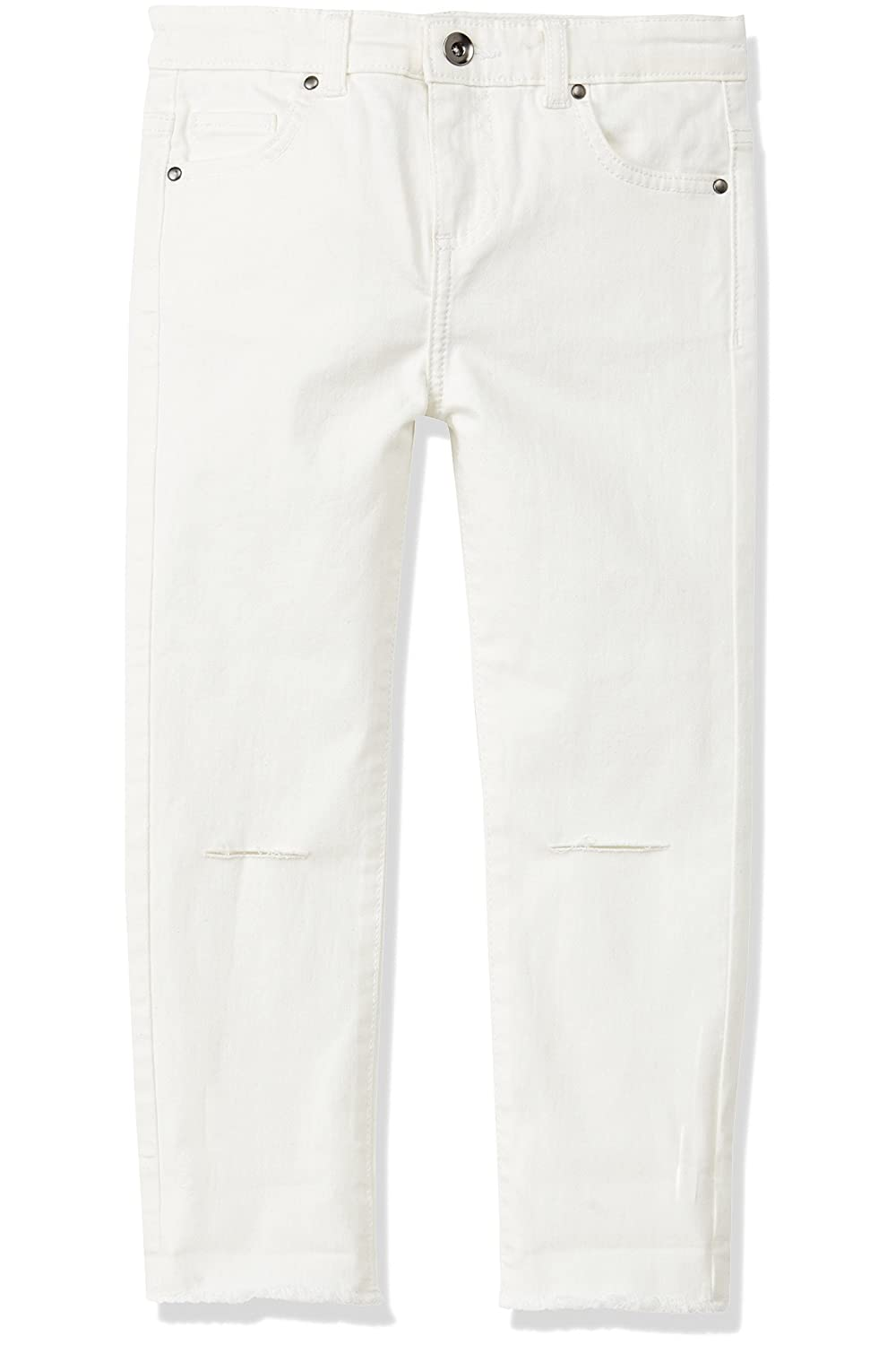 RED WAGON Girl's Jeans with Ripped Knees 2303A