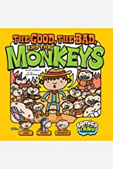 The Good, the Bad, and the Monkeys (Comics Land) Kindle Edition