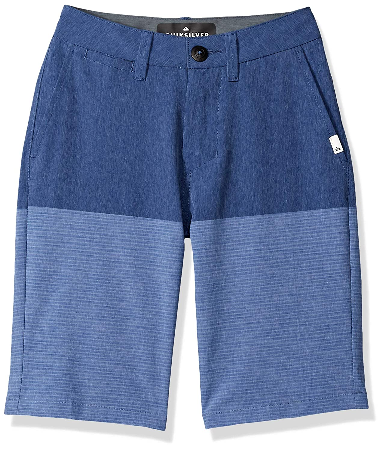 8f29aacdc429d Amazon.com: Quiksilver Boys Union Division Amphibian Youth Hybrid Short:  Clothing