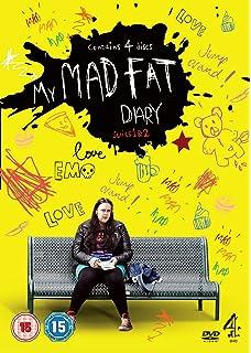 My Mad Fat Diary - Series 1 [DVD] [Reino Unido]: Amazon.es: Cine y Series TV