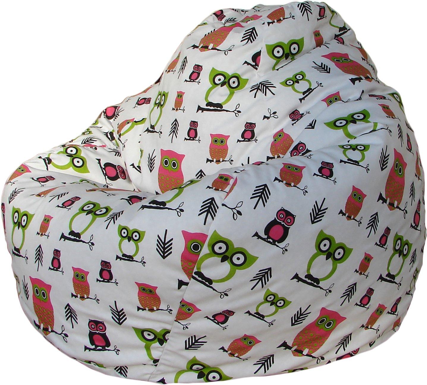 Bean Bag Boys Bean Bag, Premium, Owl ''Its A Hoot''