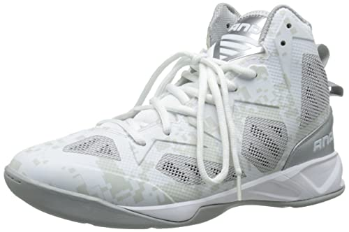 20a35ab67af5 AND1 Men s Xcelerate 2 Basketball Shoe White Silver White Size 12 M ...