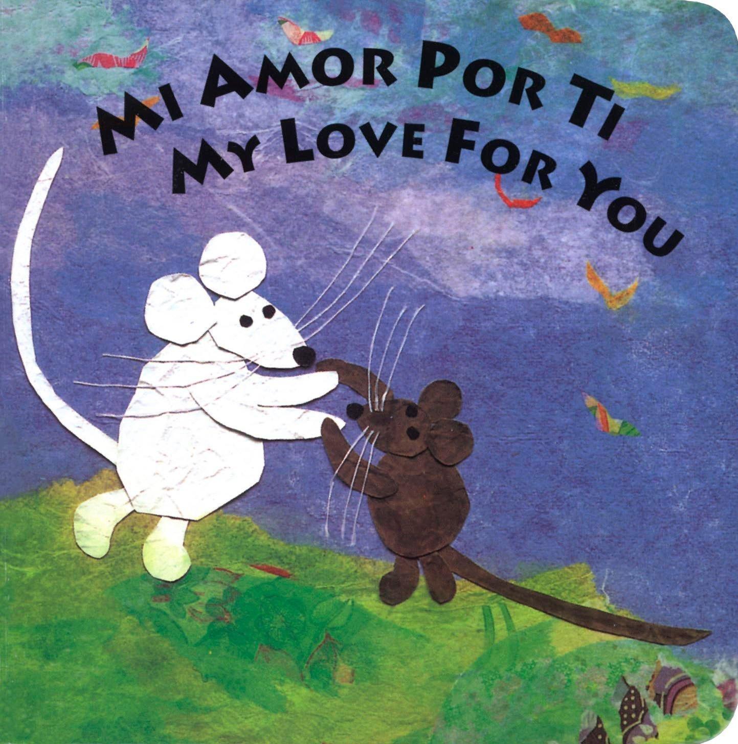 Mi Amor Por Ti/My Love for You (Spanish Edition): Susan L. Roth:  9780803729445: Amazon.com: Books