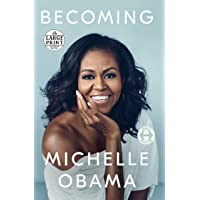 Becoming (Random House Large Print)