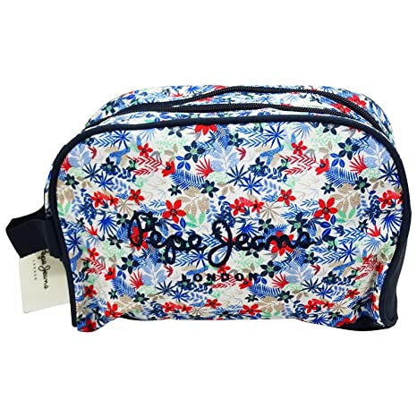 Pepe Jeans Bella Caso Make Up Bag Bolsos Neceser Adaptable ...