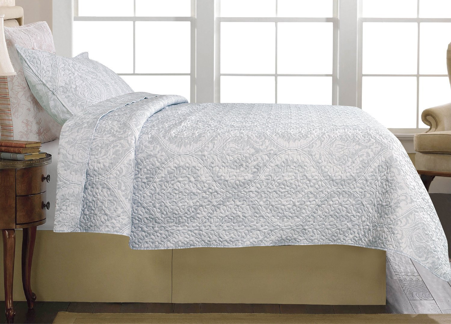 colour cover col natural living lace provincial pure with antique quilt softened gray stonewashed white duvet bedding linen