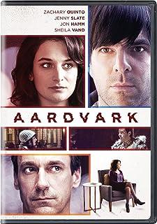 Book Cover: Aardvark