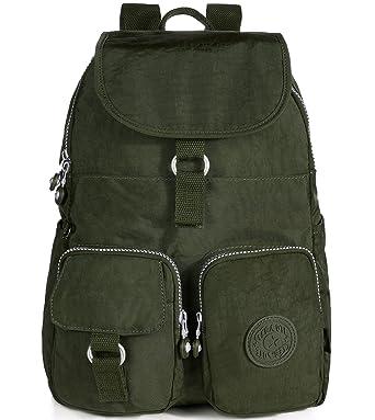 Amazon.com | Mini Travel Daypack Nylon Cute Junior School Backpack ...