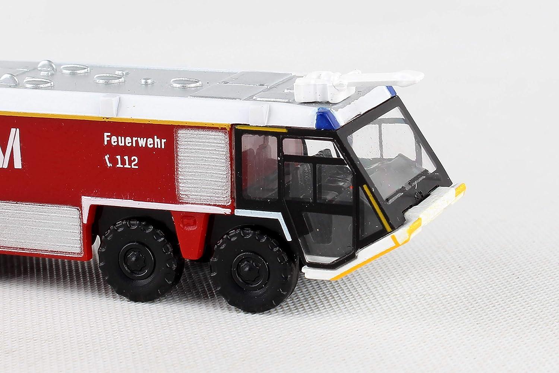 Herpa Wings 1:200 Scenix Airport Munich Fire Engine 558853