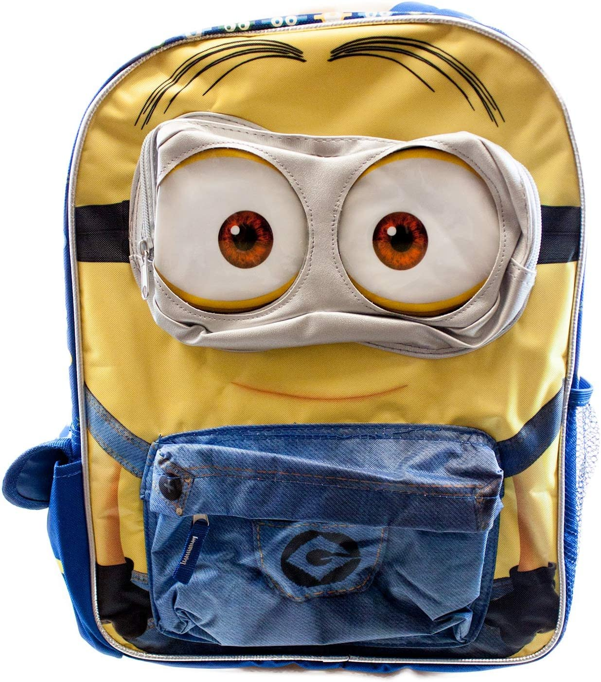 Despicable Me Minions Backpack 3D Special Design 16