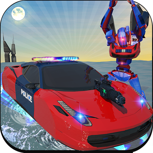 - US Police Cop Robot Transformer: Police Chase in Cop Robot Car as NY Police Officer of Robot Games Muscle Robot Car Transformation in Robot Fighting Games Robot Battle Action Games Free for Kids Android Games Criminal Justice Fighting Project 2018