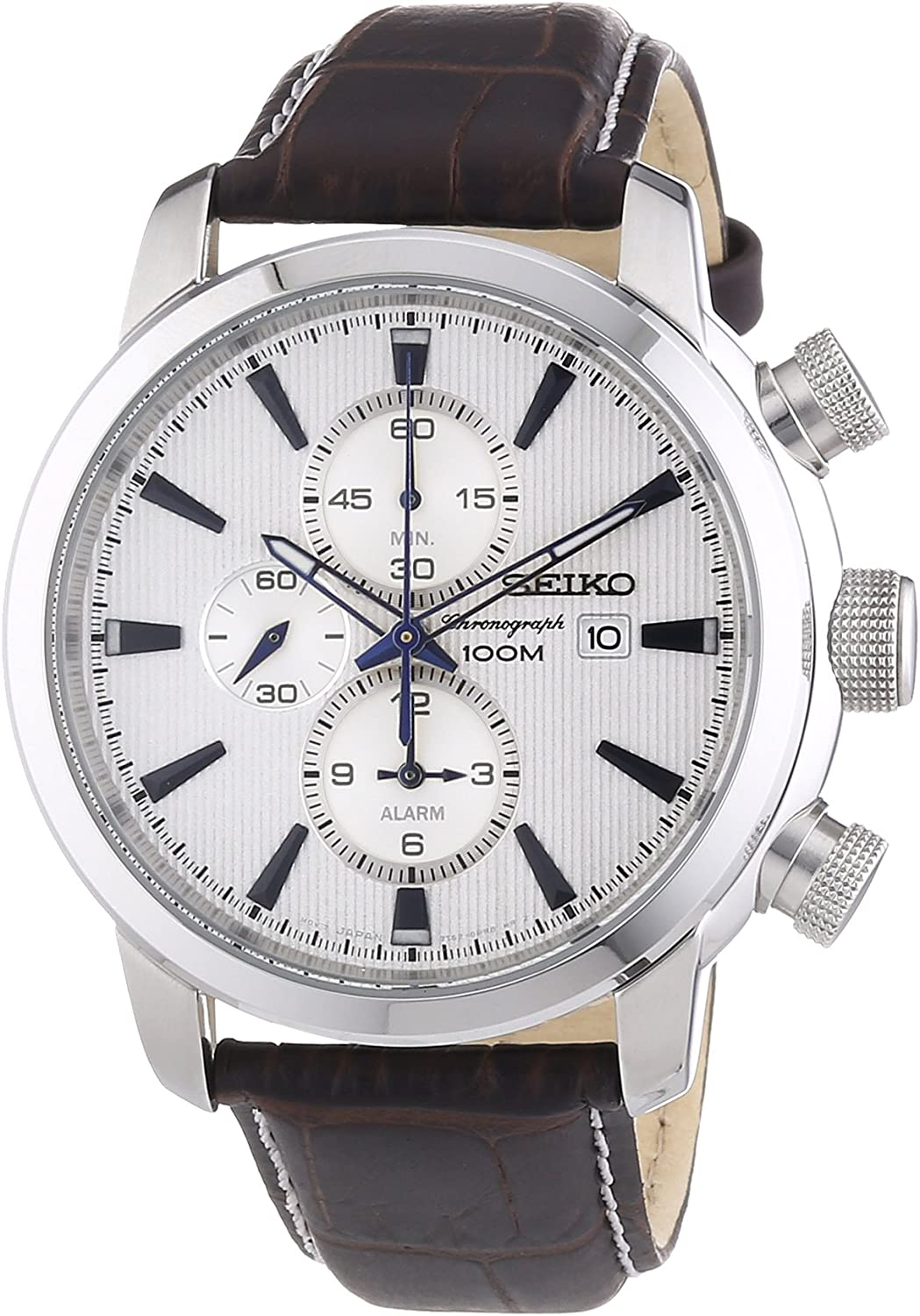 Watch Seiko Neo Sports Snaf51p1 Men s White