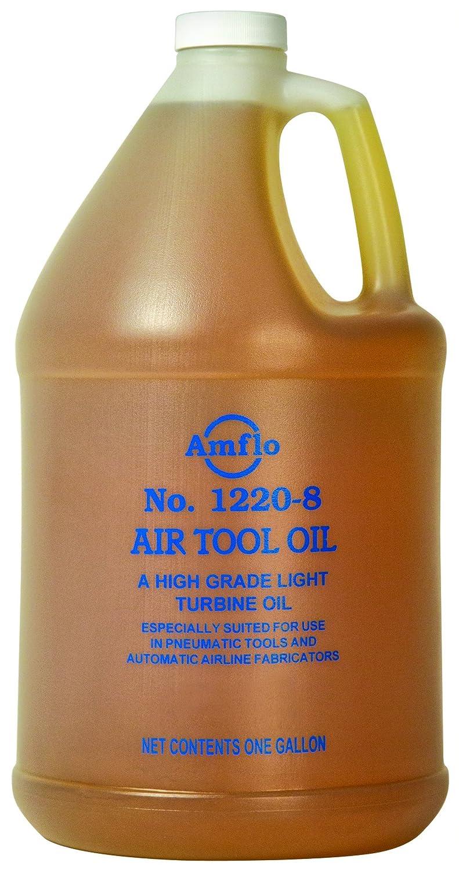Amflo 1220-8 Air Tool Oil, 1 Gallon Jug
