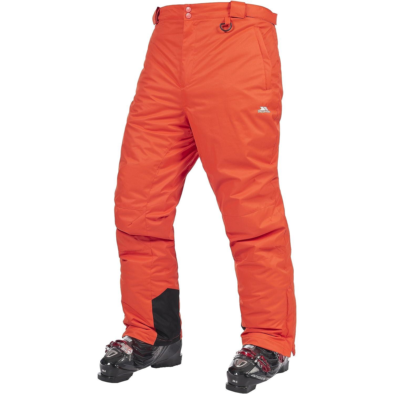 Trespass Mens Mulford TP50 Ski Trousers (XXL) (Tangerine) UTTP794_24