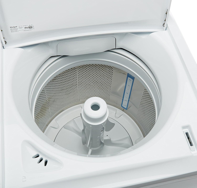 Whirlpool 8MWTW1501CQ Independiente Carga superior 15kg 700RPM ...