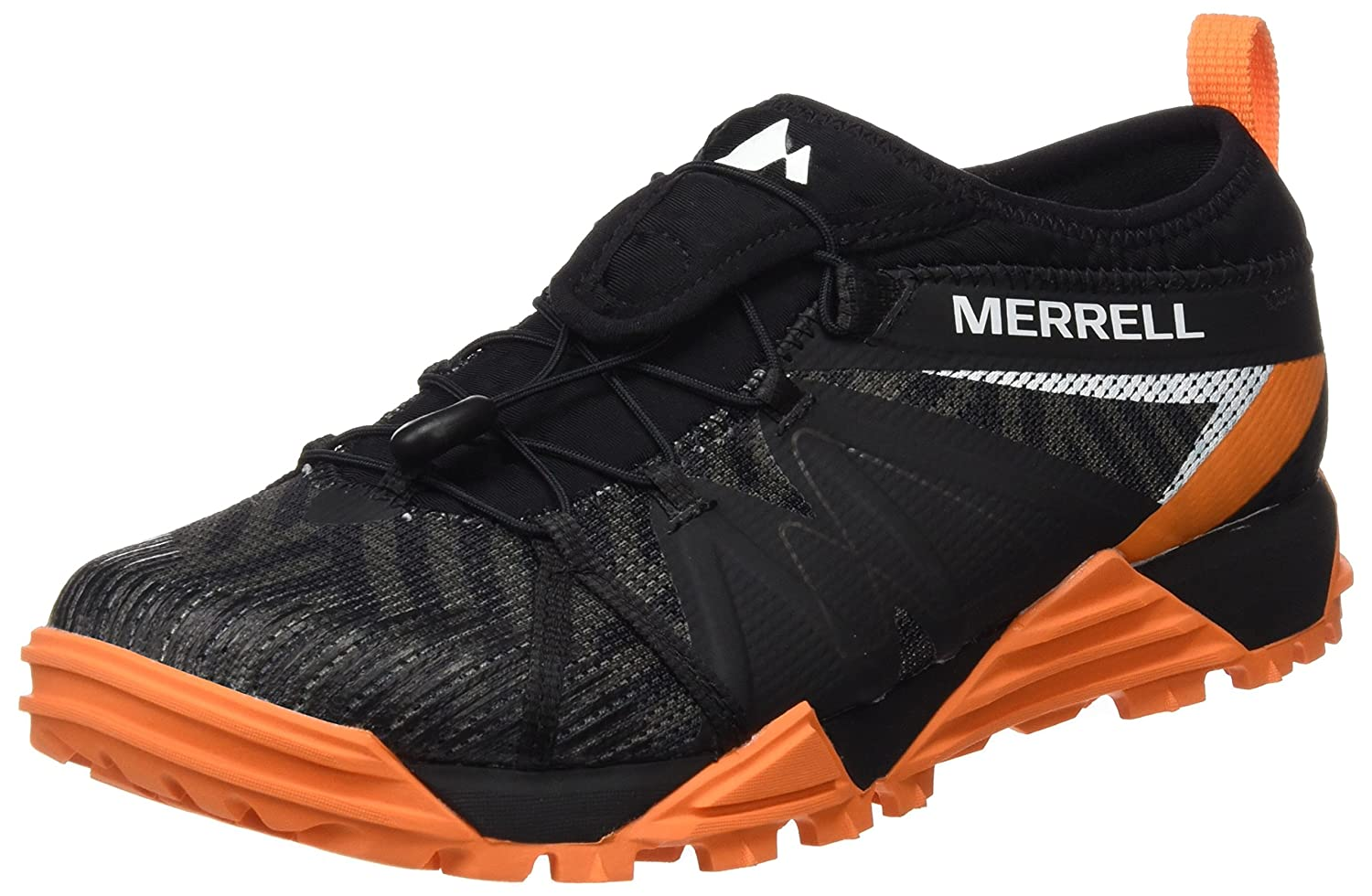 orange (Mudder orange) Merrell Men's Avalaunch Tough Mudder Trail Running shoes