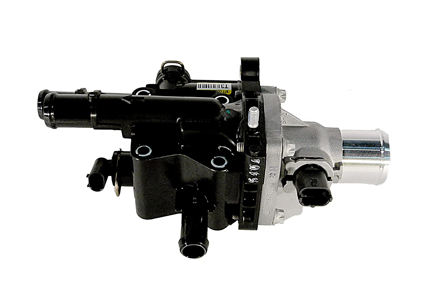 Acdelco 15 81816 Gm Original Equipment Engine Coolant General Thermostat And Housing Assembly Automotive