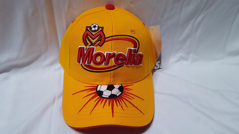 新しい。Club Deportivo Morelia刺繍調節可能なキャップ B07BPFGDCX
