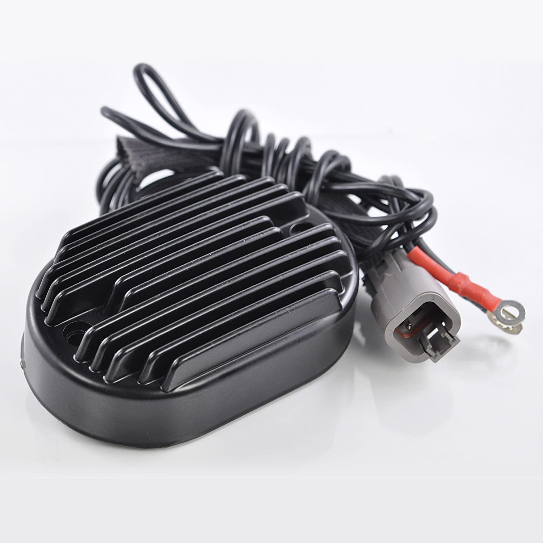 Voltage Rectifier Regulator For Harley Dyna 04-05 Fatboy 01-06 74610-01 74540-01