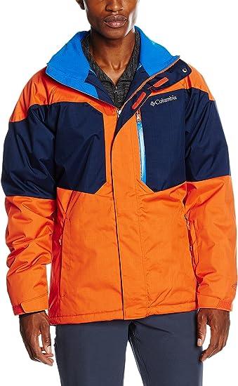 columbia alpine-action jacket blouson de ski homme xxxl