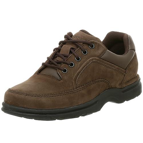 Rockport Men's Eureka Walking Shoe,Chocolate ...