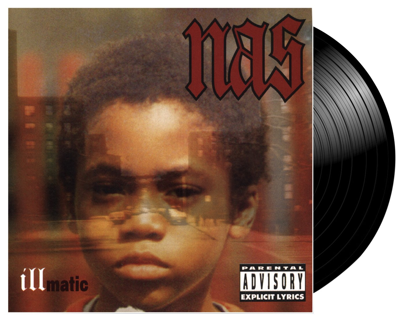 Illmatic [Vinyl] by Columbia Europe