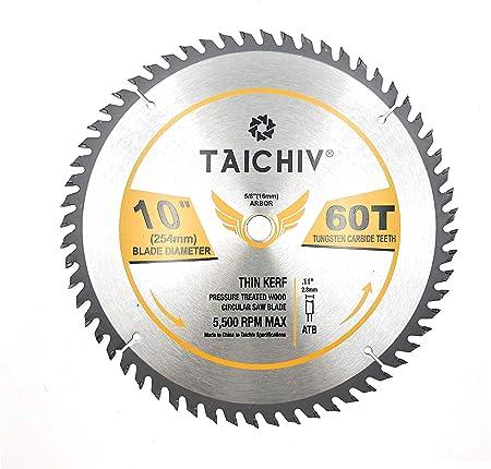DIABLO 10 in x 40-Teeth General Purpose Miter Saw Blade Carbide Circular ATB
