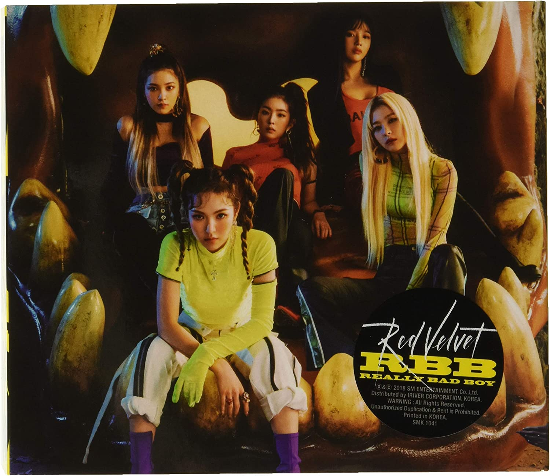 Red Velvet - [ RBB ] 5th Mini Album CD+Poster+Photobook+Photocard+Extra PhotoCard Set+Free Tracking K-POP Sealed