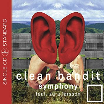 amazon symphony 2 track clean bandit feat zara larsson