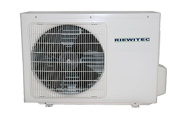 Rápida conexión 5.1 KW Inverter split aire acondicionado RIEWITEC scc-51v3a-c84 (5.5/5.7 KW máxima potencia): Amazon.es: Bricolaje y herramientas