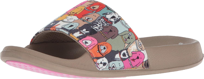 Pop Ups-Doggie Paddle Slide Sandal