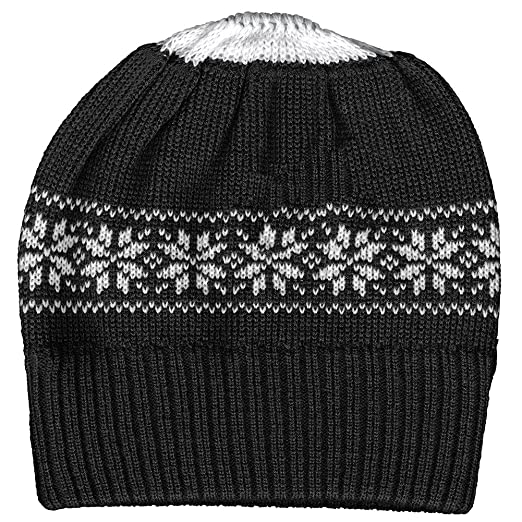 Amazon.com  WHAT ON EARTH Women s Ponytail Knit Hat - Winter Wear ... 98b0099a5744