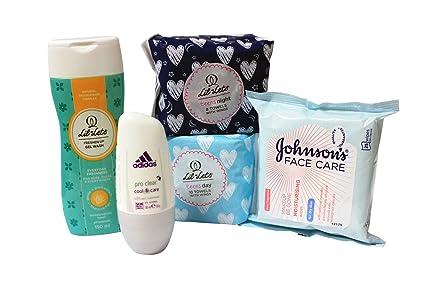 Primer – Pack regalo paquete de para las niñas – 5 artículos de aseo Gel Wash