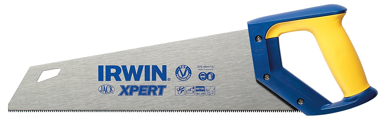 Bleu//Jaune Irwin 7130200 Xpert scie /égo/ïne charpentier 3,5 tpi 500
