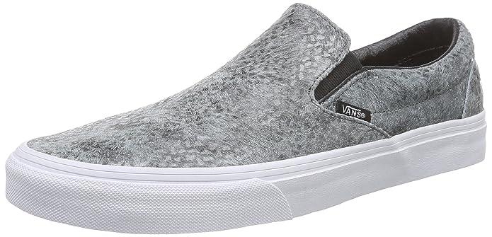Vans Classic Slip-On Sneakers Unisex Grau Grün