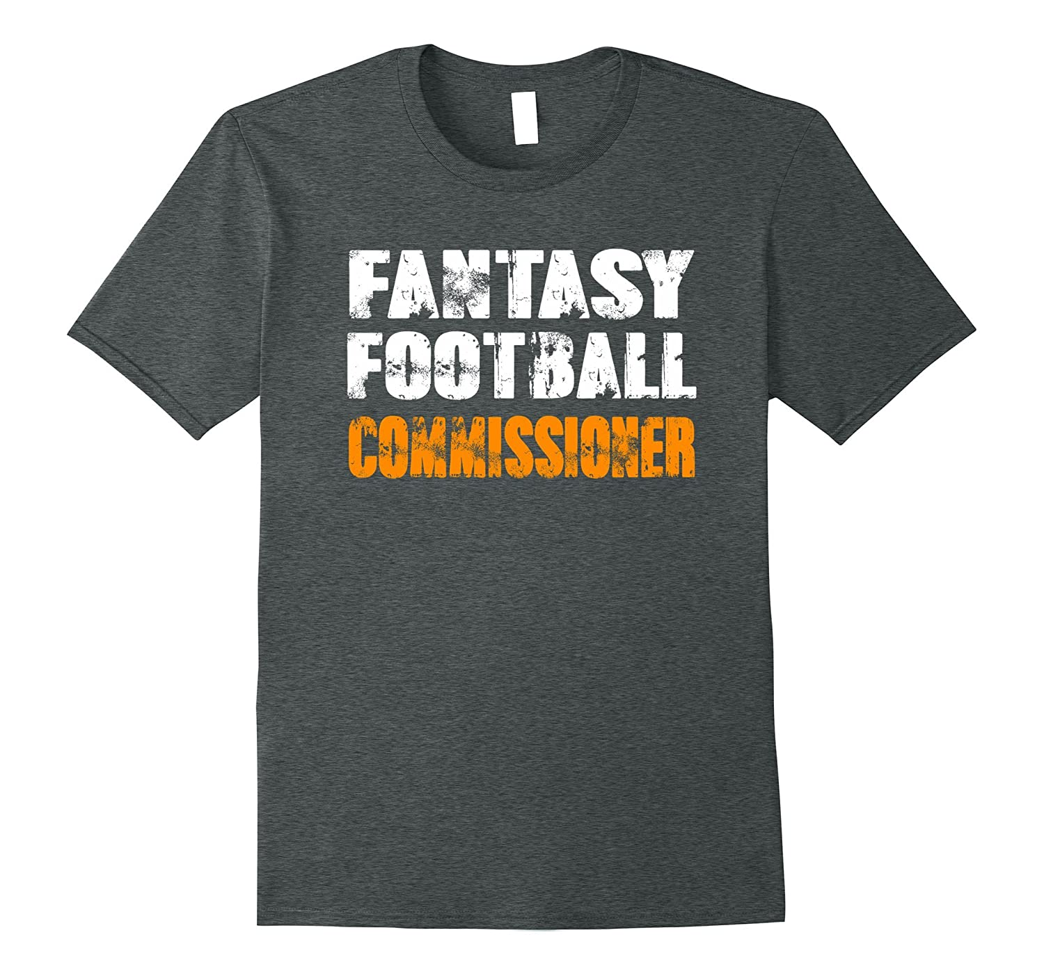 Funny Drink Play Fantasy Football Commissioner T-shirt