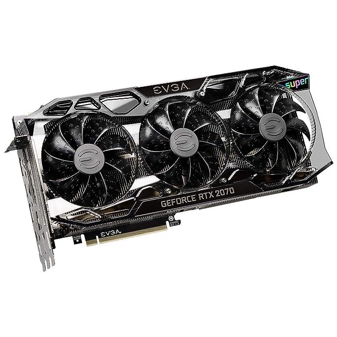 EVGA GeForce RTX 2070 Super Negro Juego FTW3 Ultra: Amazon ...