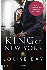 XXL-Leseprobe: King of New York (New York Royals 1) (German Edition) Kindle Edition