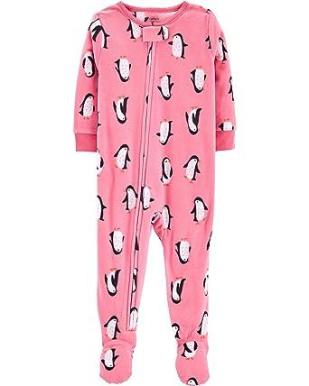 neue hohe Qualität am besten verkaufen perfekte Qualität Carter's Carter's Schlafanzug Fleece 92/98 Einteiler Mädchen ...