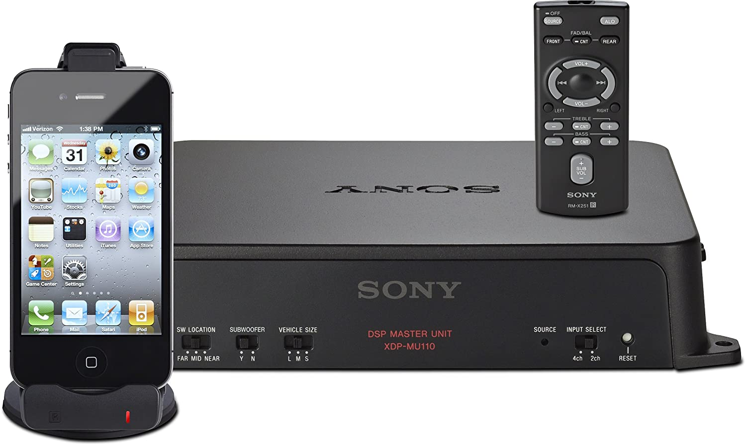 Sony XDPMU110 Digital Link Sound System (Discontinued by Manufacturer)
